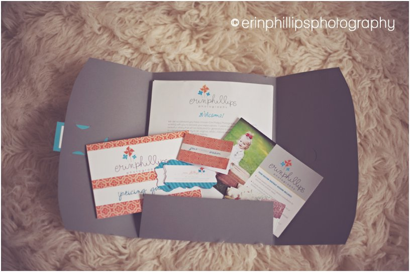 Welcome packet loveliness erin phillips photography slidell la photographer mandeville newborn photographer erin phillips photography