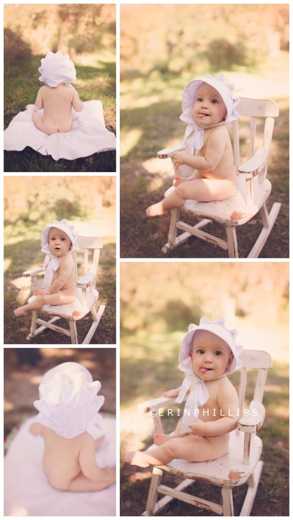 Slidell LA baby photographer