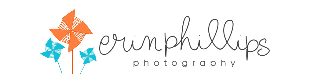 Erin Phillips Photography logo
